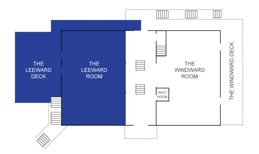LEEWARD ROOM