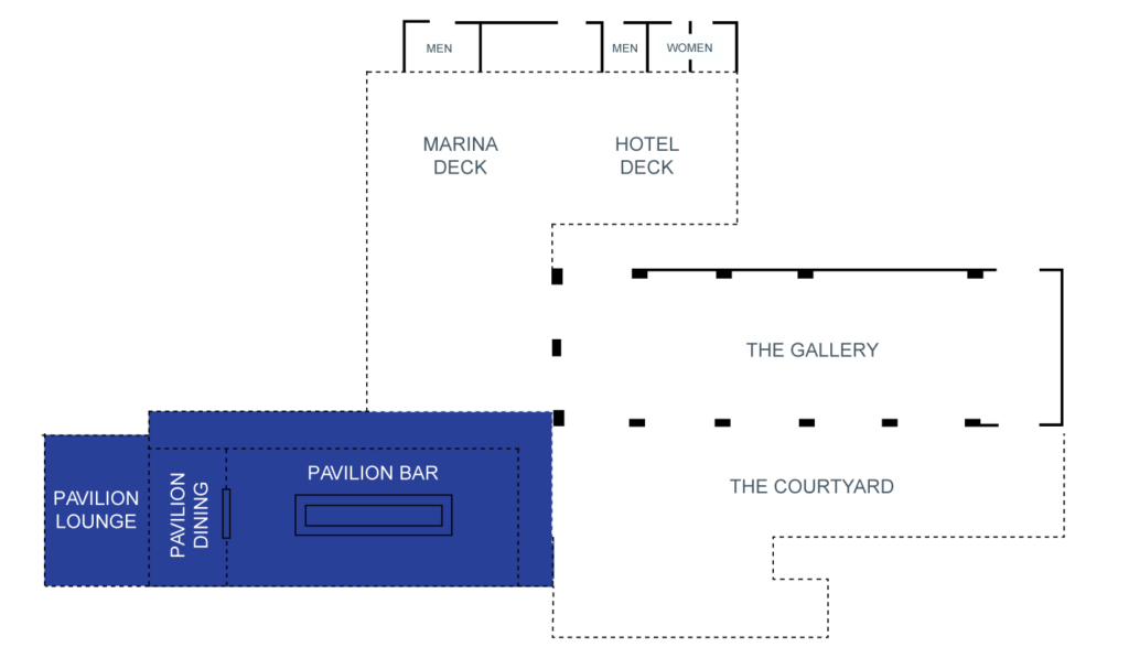 The Pavilion Floorplan