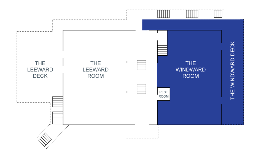 WINDWARD ROOM